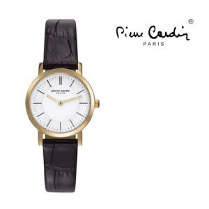 Relógio Pierre Cardin® Bonne Nouvelle Gold | 3 ATM