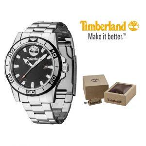 Relógio Timberland® Rollins Black | 5ATM