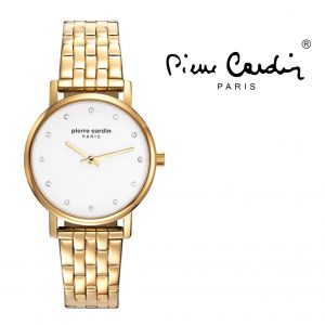 Relógio Pierre Cardin® Passy Femme Steel Gold | 3ATM