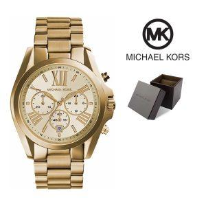 Relógio Michael Kors® Bradshaw Chronograph Gold | 10ATM