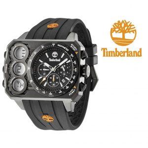 Relógio Timberland® HT3 Chronograph Black | 5ATM