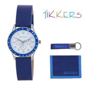 Conjunto Oferta | Relógio Tikkers Blue
