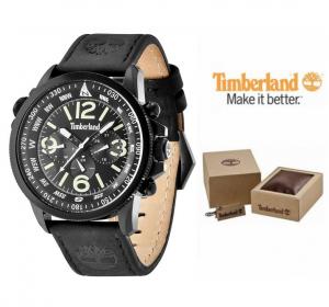 Relógio Timberland® Campton Cronógrafo | Bracelete Couro