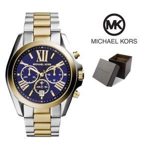 Relógio Michael Kors® Bradshaw Chronograph Blue | 10ATM