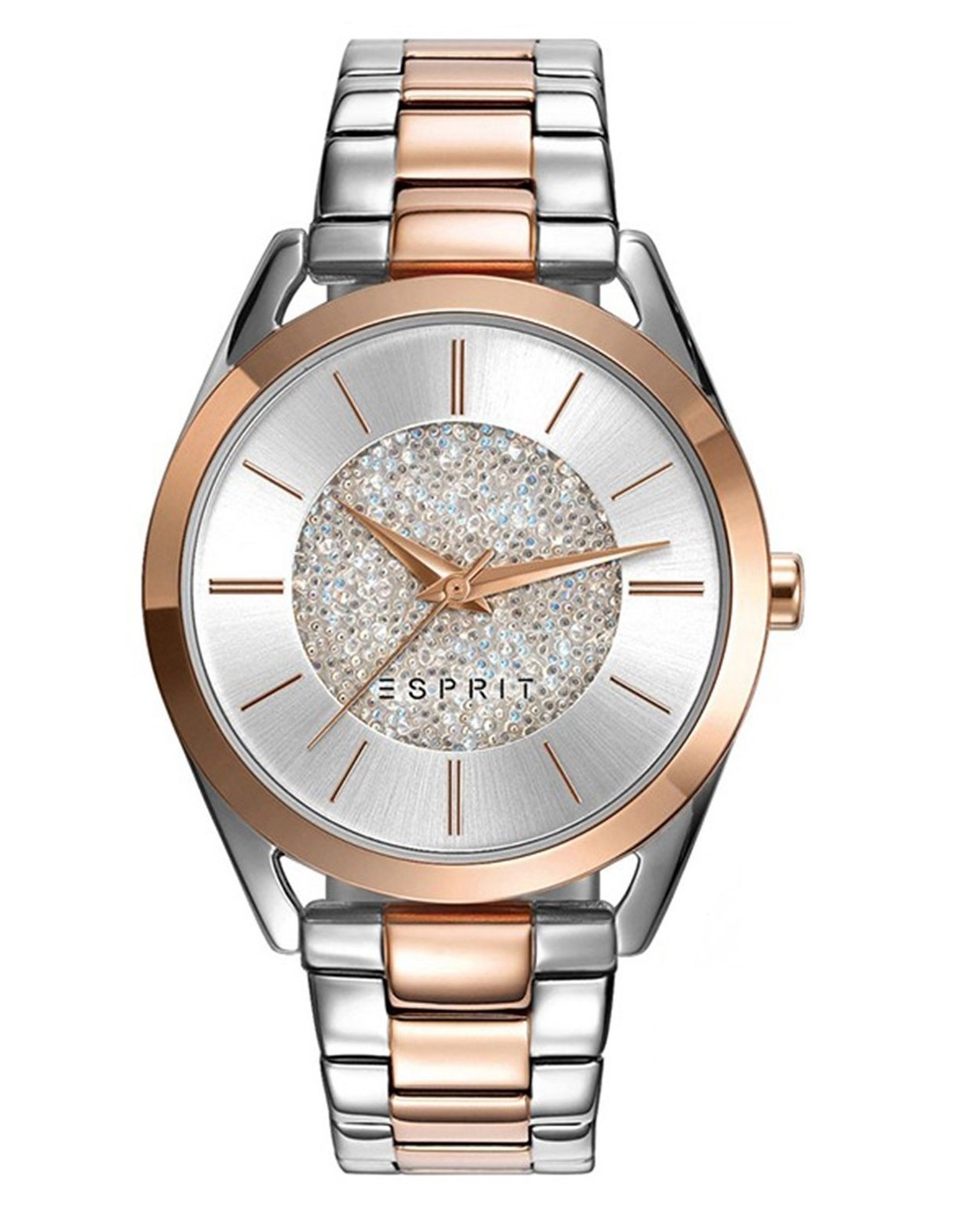 diamond ladies sunray deco michele silver watch watches misaki madison