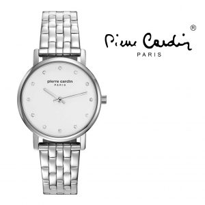 Relógio Pierre Cardin® Passy Femme Steel Silver | 3ATM