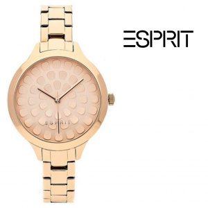 Relógio Esprit® Conjunto Flower Rose Gold | Com Oferta Pulseira