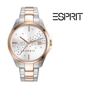 Relógio Esprit® Cecilia Silver | 3ATM