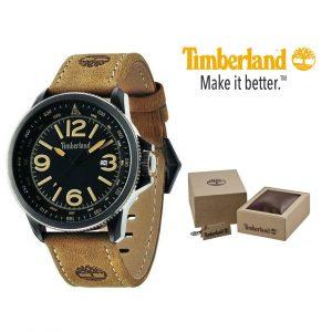 Relógio Timberland® Caswell Black | 10ATM