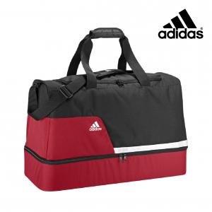 Adidas® Saco de Desporto Gym Team | Preto e Vermelho