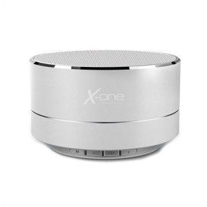 Altifalante Portátil Ref. 101011 Bluetooth mSD | Prata