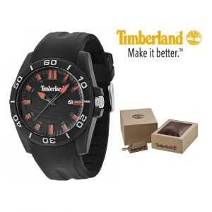 Relógio Timberland® Dunbarton Black | 5ATM