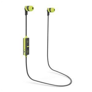 Auriculares Bluetooth com microfone para prática desportiva Ref. 101400 | Verde