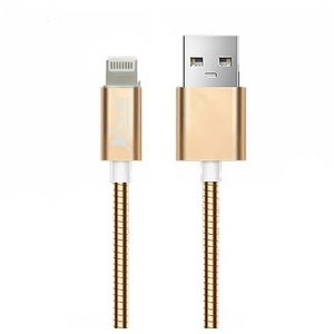 Cabo USB para iPad/iPhone Ref. 101080 | Ouro Rosa