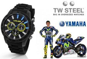 Relógio TW Steel® Valentino Rossi VR114 Black | Cronógrafo | 10ATM