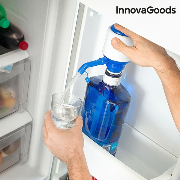 Dispensador de gua para garraf es innovagoods you like it for Dispensador de latas para frigorifico