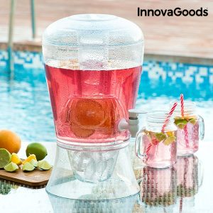 Dispensador de Bebidas Refrigerante InnovaGoods Kitchen Foodies