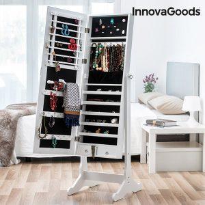 Espelho Guarda-Joias XXL InnovaGoods Home Deco