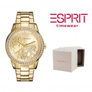 Relógio Esprit® Kylie | Gold 3ATM
