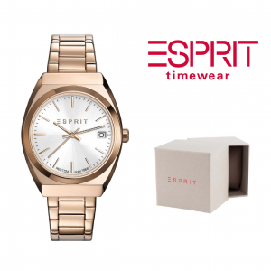 Relógio Esprit® Emily   Rose Gold   3ATM