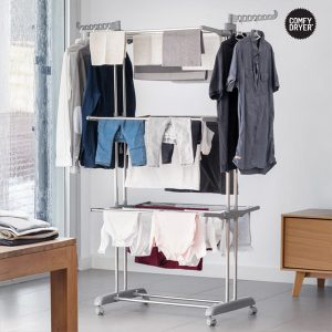 Estendal Dobrável Comfy Dryer Chrome