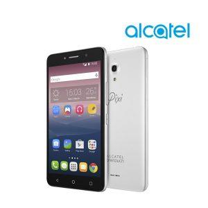 Smartphone Alcatel Pixi 4 | 6 Polegadas | Metal Silver