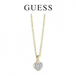 Guess® Colar Heartshelter | Dourado