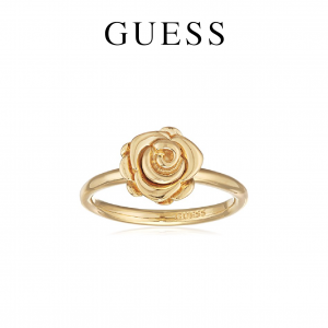 Guess® Anel Bague | Dourado | Tamanho 54