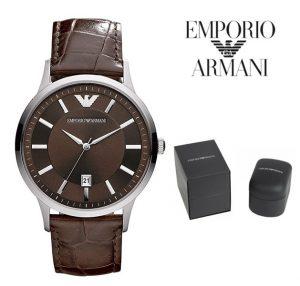 Relógio Emporio Armani® Classic Brown Dial