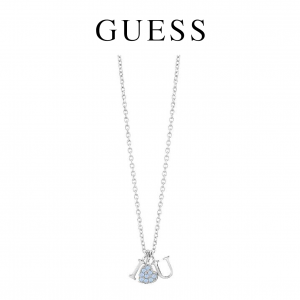 Guess® Colar I love You | Silver