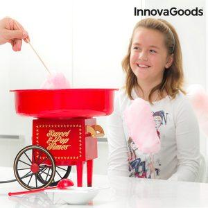Máquina De Algodão Doce InnovaGoods Kitchen Foodies