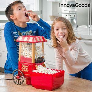 Máquina De Pipocas InnovaGoods Kitchen Foodies