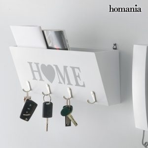 Organizador de Parede Com Compartimento Homania