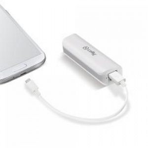 Power Bank Celly 43UJ670V 223496 2600 mAh Branco