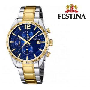 Relógio Festina® Sport Chronograph Blue | 43MM