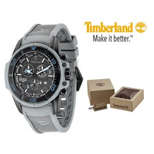 Relógio Timberland® Franconia Chronograph Black | 10ATM
