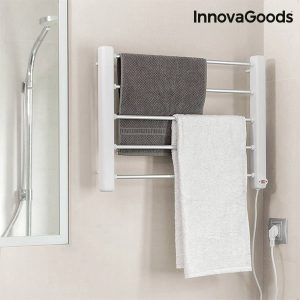 Electric Wall Towel Rail InnovaGoods Home Houseware (5 bars)