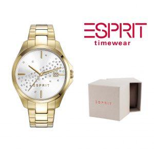 Relógio Esprit® Cecilia Gold | 3ATM