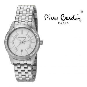 Relógio Pierre Cardin® Troca Lady Prateado | 5ATM