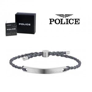 Pulseira Police® Bond Grey | 18-20cm