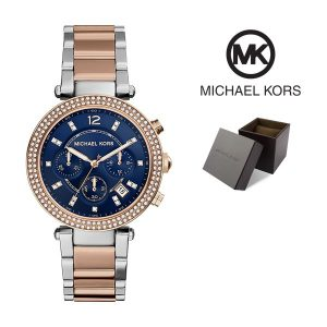 Relógio Michael Kors® Parker Chronograph Blue | 10ATM