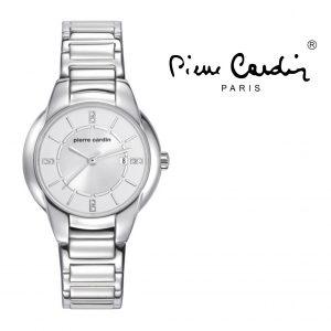 Relógio Pierre Cardin® Pont Marie Femme Steel | 3ATM