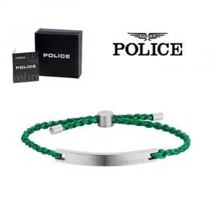Pulseira Police® Bond Green | 18-20cm