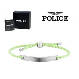 Pulseira Police® Bond Light Green | 18-20cm