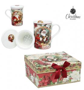 Chávena com Caixa Christmas Planet 4230 Natal | Pai Natal