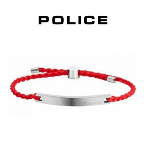 Pulseira Police® Bond Red | 18-20cm