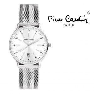 Relógio Pierre Cardin® Les Halles Femme SS Silver | 5ATM