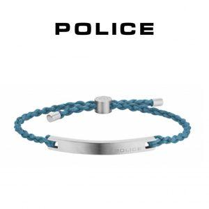 Pulseira Police® Bond Blue   18-20cm