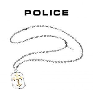 Colar Police® Gatekeeper Gold | 50cm