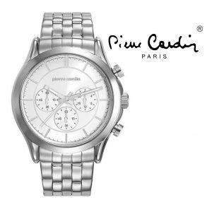 Relógio Pierre Cardin® Botzaris Prateado